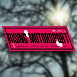 Tomodachi Rising Motorsport - Rising Edition